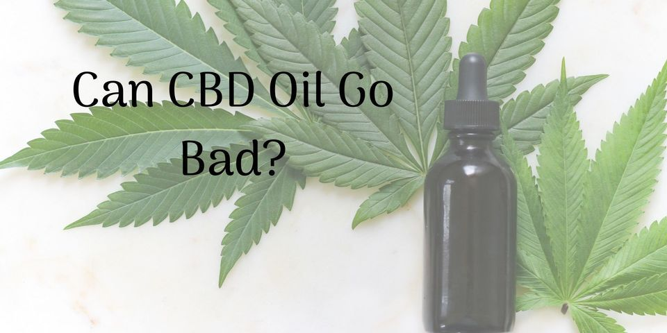 Can CBD Oil Go Bad?