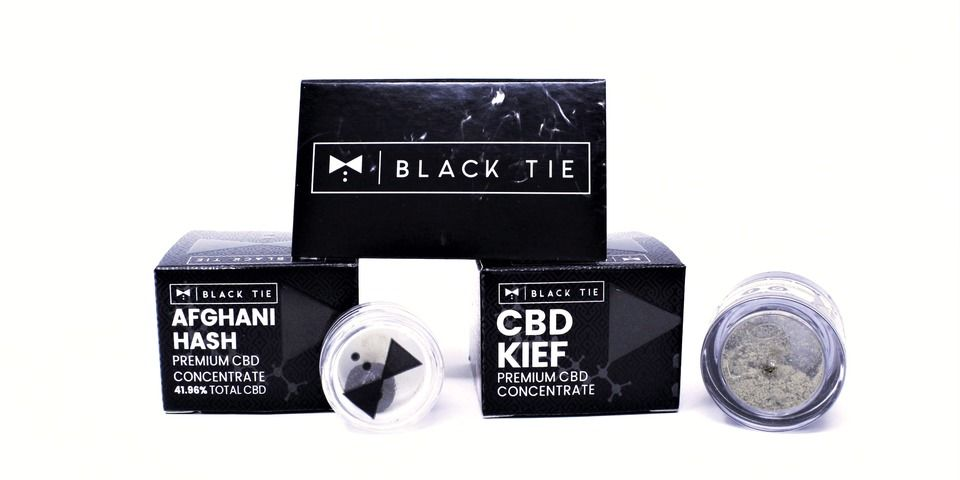 Black Tie CBD Discount Codes: