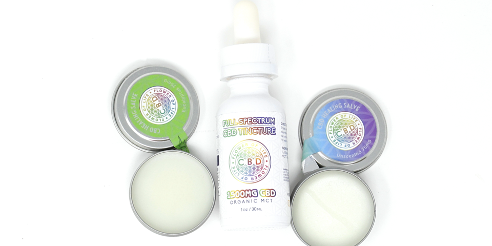 Flower of Life CBD Reviews | Tincture and Salves