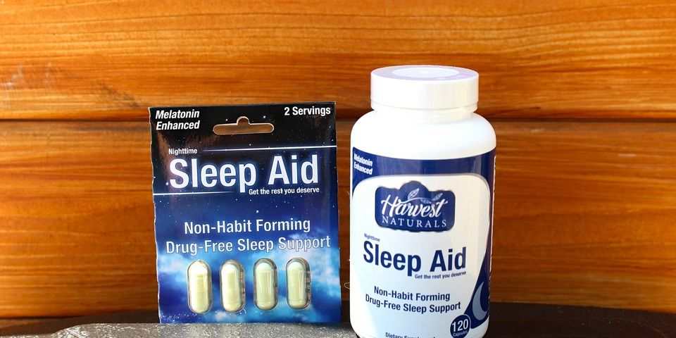 HRsupplements Nighttime Sleep Aid Capsules Review