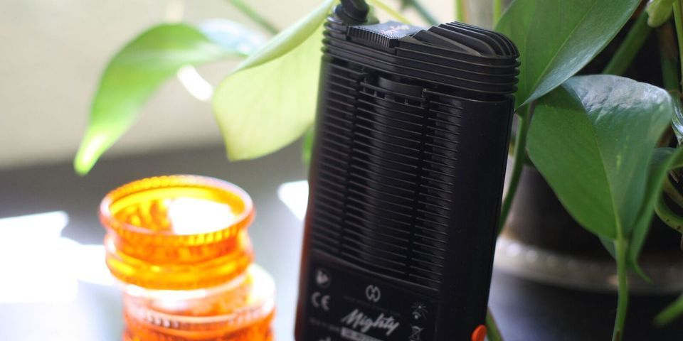 Storz & Bickel Mighty Vaporizer   Slyng Product Review