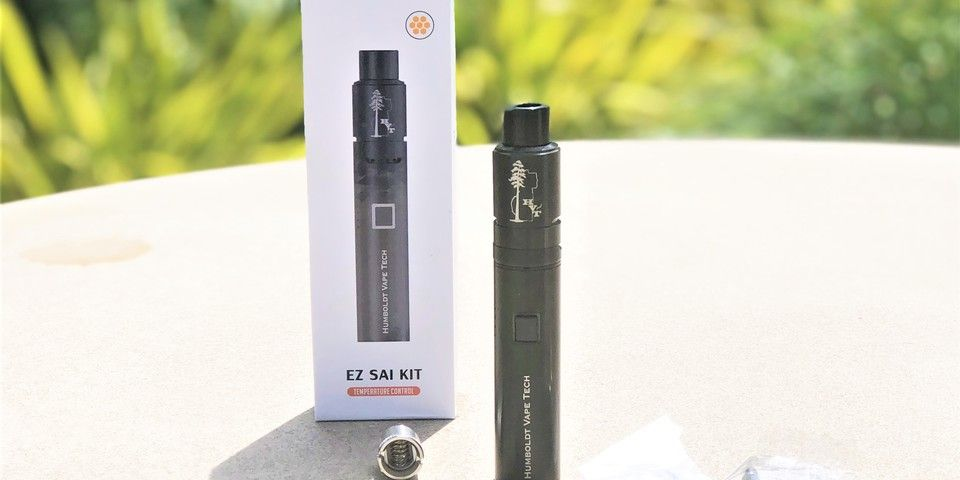 Humboldt Vape Tech | EZ Sai Kit Reviews