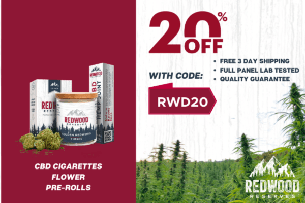 Redwood Reserves Coupon | 20% off entire order | (Verified) January 2021