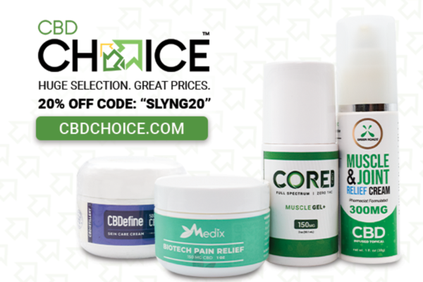 CBD Choice Coupon Code | 20% off entire order | No exclusions | (Verified) January 2021