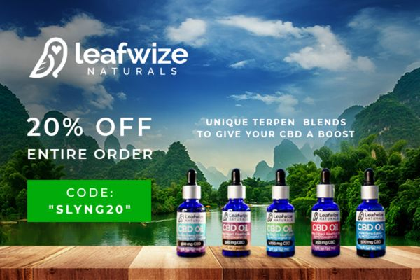 Leafwize Coupon Code for 20% off Entire Order  No Exclusions | (Verified) March 2021