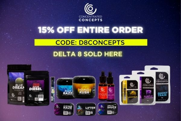 Concentrated Concepts Coupon Code | 15% off your entire order no exclusions | (Verified)  March 2021