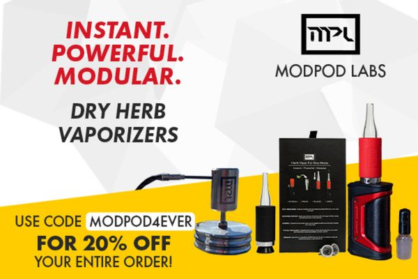 ModPod Labs Coupon Code | 20% off your entire order with no exclusions | (Verified) October 2021