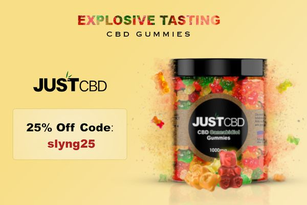Just CBD Coupon Code. Just CBD is Offering 25% OFF Entire Order with no Exclusions!