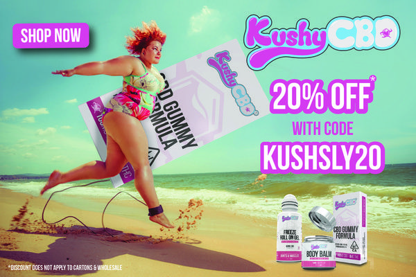 Kushy CBD Coupon Code. 20% off entire order, No Exclusions!
