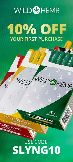 Wild Hemp Coupon Code 10% off entire Order no exclusions