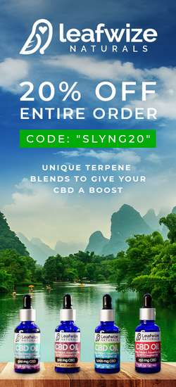 Leafwize Coupon Code for 20% off Entire Order  No Exclusions