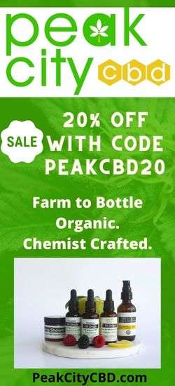 Peak City CBD Coupon Code | 20% off entire order | [Verified] | October 2020