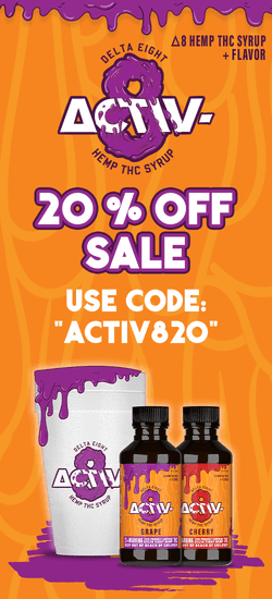 Activ8 Coupon Code | 20% off entire order with no exclusions | (Verified) September 2021