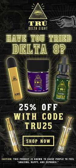 Tru Delta Eight Coupon Code | 25% off Entire Order | (Verified) September 2021