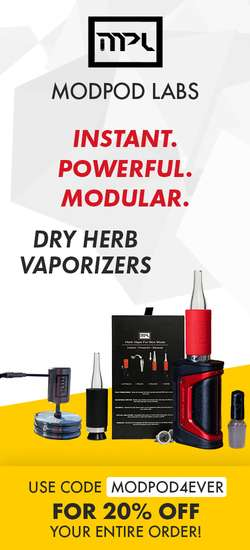 ModPod Labs Coupon Code | 20% off your entire order with no exclusions | (Verified) September 2021