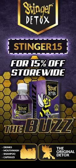Stinger Detox Coupon Code. Offering 15% off entire order, No Exclusions!